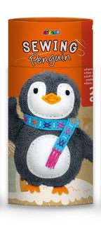 AVENIR SEWING DOLL PENGUIN