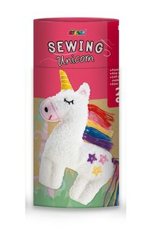 AVENIR SEWING DOLL UNICORN