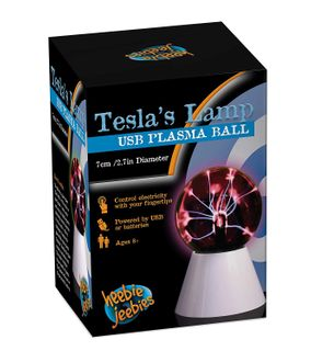TESLA'S USB LAMP PLASMA BALL