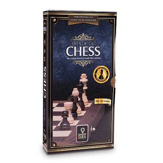 CHESS FRENCH CUT 30CM