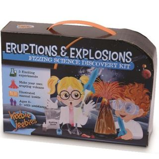 ERUPTIONS & EXPLOSIONS