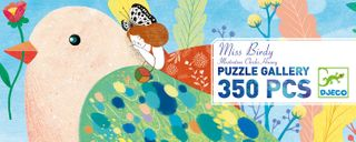 GALLERY PUZZLE MISS BIRDY 350 PCES