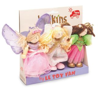 BUDKINS TRUTH FAIRIES SET