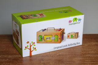 LOCK ACTIVITY BOX ORIGINAL