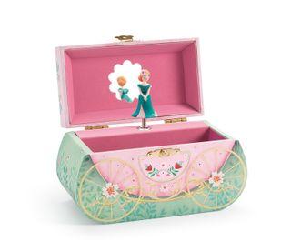 MUSICAL BOX CARRIAGE RIDE