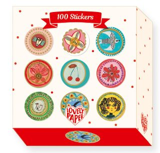 LOVELY PAPER STICKERS BOX AURELIA