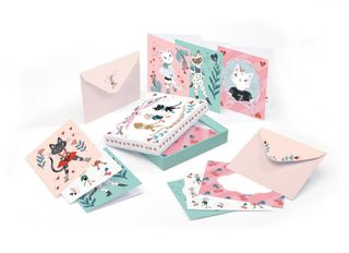 LOVELY PAPER CORRESPONDENCE SET LUCILLE
