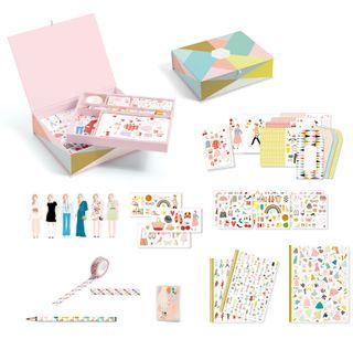 LOVELY PAPER BOX SET TINOU