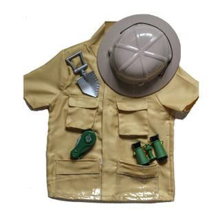 KIDDIE CONNECT NATURE EXPLORER COSTUME