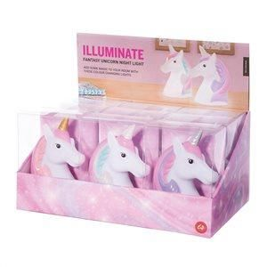 ILLUMINATE UNICORN HEAD LED LIGHT