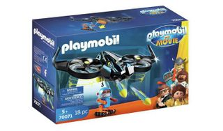 PLAYMOBIL ROBITRON WITH DRONE 70071