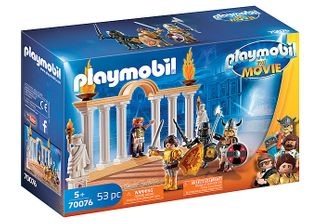 PLAYMOBIL MARLA IN THE COLOSSEUM 70076