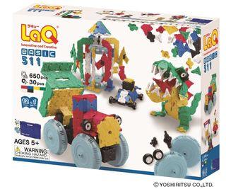 LAQ BASIC 511 - 650PCES