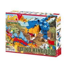 LAQ DINOSAUR WORLD DINO KINGDOM 980PCES