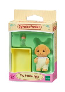BABY TOY POODLE