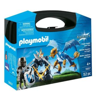 PLAYMOBIL CARRY CASE KNIGHTS 5657