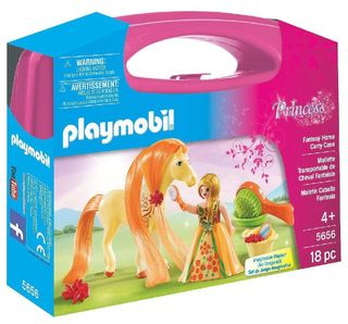 PLAYMOBIL CARRY CASE FANTASY HORSE 5656