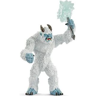 ICE MONSTER WITH WEAPON 42448