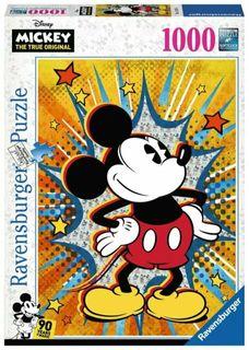 DISNEY RETRO MICKEY PUZZLE 1000 PCES