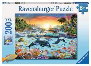 ORCA PARADISE PUZZLE 200 PCE