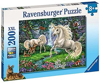 MYSTICAL UNICORN PUZZLE 200 PCE