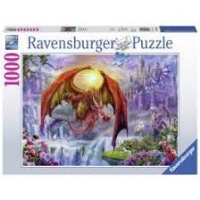 DRAGON KINGDOM PUZZLE 1000 PCE