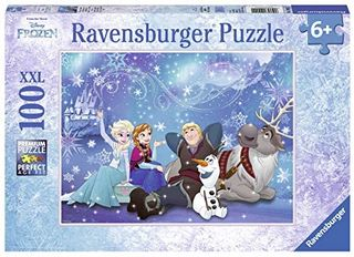 FROZEN 2 ICE MAGIC PUZZLE 100 PCE