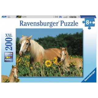 HORSE HAPPINESS PUZZLE 200 PCE