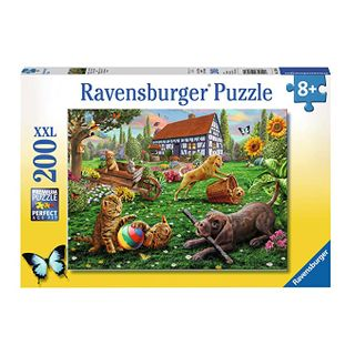 PLAYING IN THE YARD PUZZLE 200 PCE