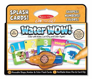 ON THE GO WATER WOW SPLASH CARDS NUMBERS