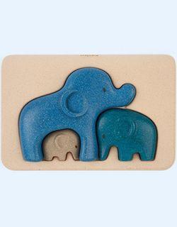 PLAN TOYS ELEPHANT PUZZLE