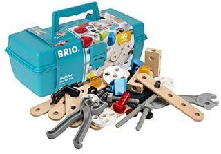 BRIO BUILDER STARTER SET 49 PCES