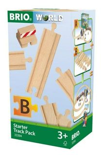 BRIO STARTER TRACK PACK 13 PCES 33394