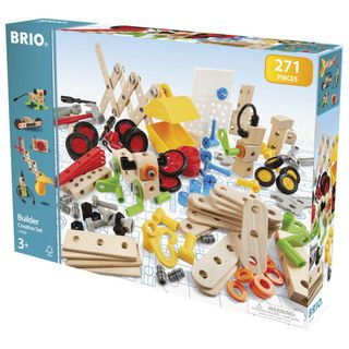 BRIO BUILDER CREATIVE SET 271 PIECES