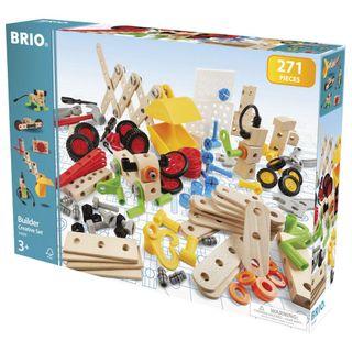 BRIO BUILDER CREATIVE SET 271 PIECES