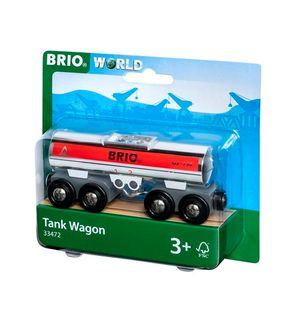 BRIO SAFARI TANK WAGON 33472