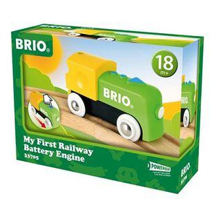 BRIO MY FIRST RAILWAY B/O ENGINE 33705