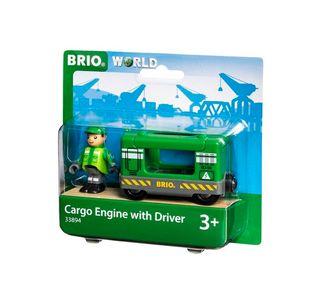 BRIO CARGO ENGINE WITH DRIVER 33894