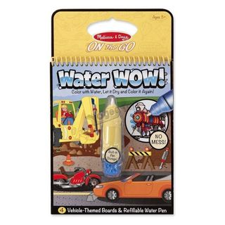 ON THE GO WATER WOW VEHICLES