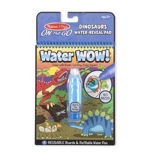 ON THE GO WATER WOW DINOSAURS