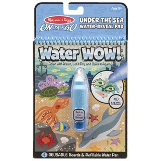 ON THE GO WATER WOW UNDER THE SEA