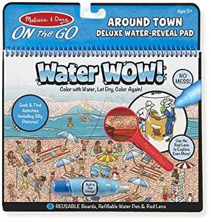 ON THE GO WATER WOW DELUXE AROUND TOWN
