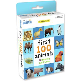 FIRST 100 ANIMALS MATCHING GAME