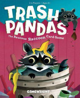 GAMEWRIGHT TRASH PANDAS GAME