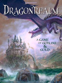 GAMEWRIGHT DRAGONREALM GOBLIN & GOLD