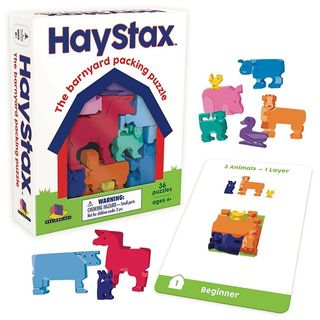 GAMEWRIGHT HAYSTAX BARNYARD PACKING