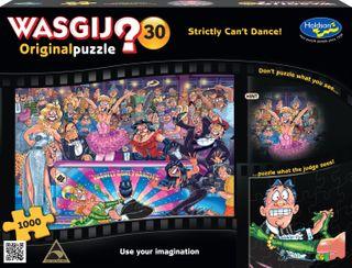WASGIJ - 30 CAN'T DANCE