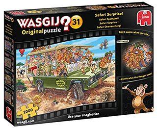 WASGIJ - 31 SAFARI SURPRISE