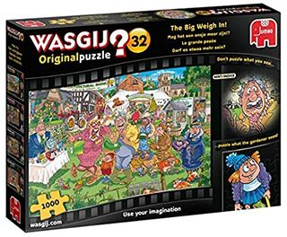 WASGIJ - 32 BIG WEIGH IN