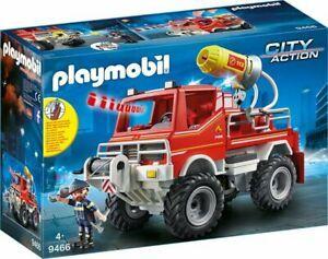 PLAYMOBIL FIRE TRUCK 9466